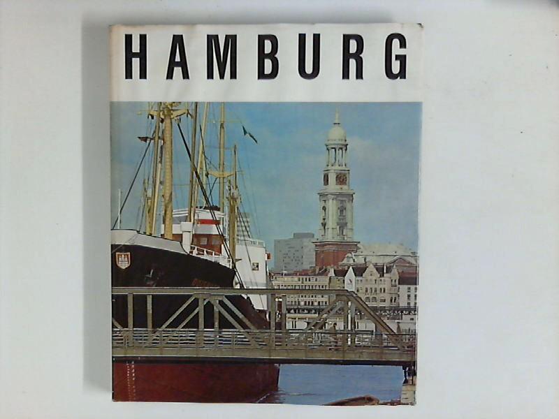 Hamburg 126 Fotos M.e. Einführung v. Martin Beheim-Schwarzbach