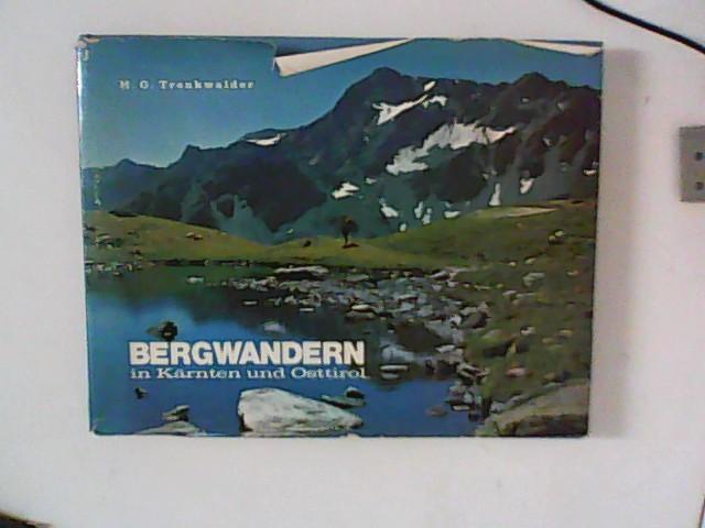 Bergwandern in Kärnten und Osttirol