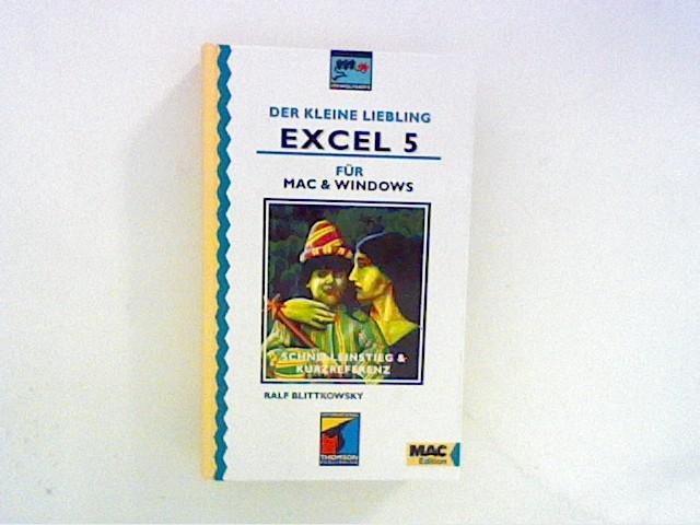 Der kleine Liebling zu Excel 5 für Mac und Windows