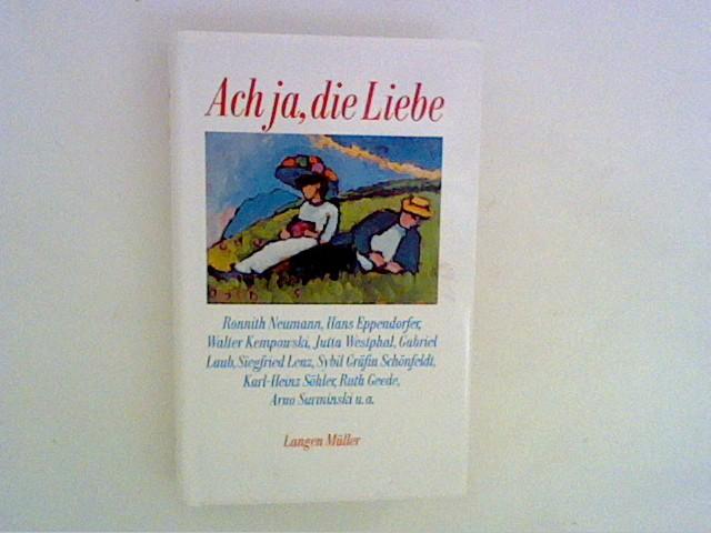 Fiedler-Winter, Rosemarie Hrsg.: Ach ja, die Liebe.