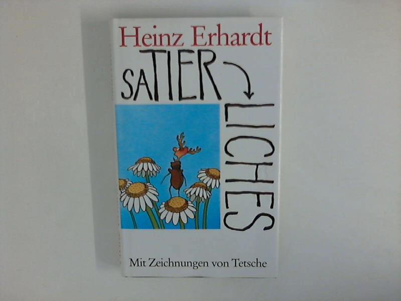 Satierliches - mit Zeichnungen von Tetsche