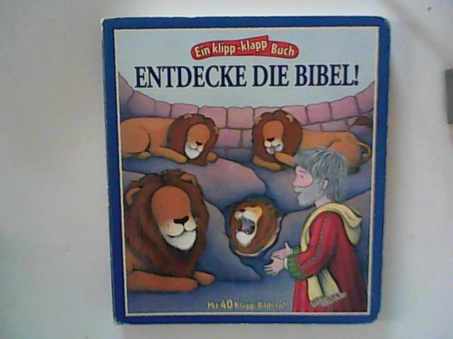 Moroney, Tracey: Entdecke die Bibel!