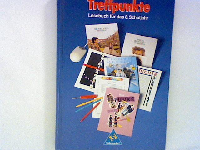 Treffpunkte, neue Rechtschreibung, Bd.8