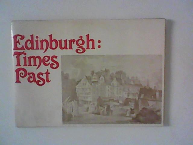 unbekannt: Edinburgh - Times Past
