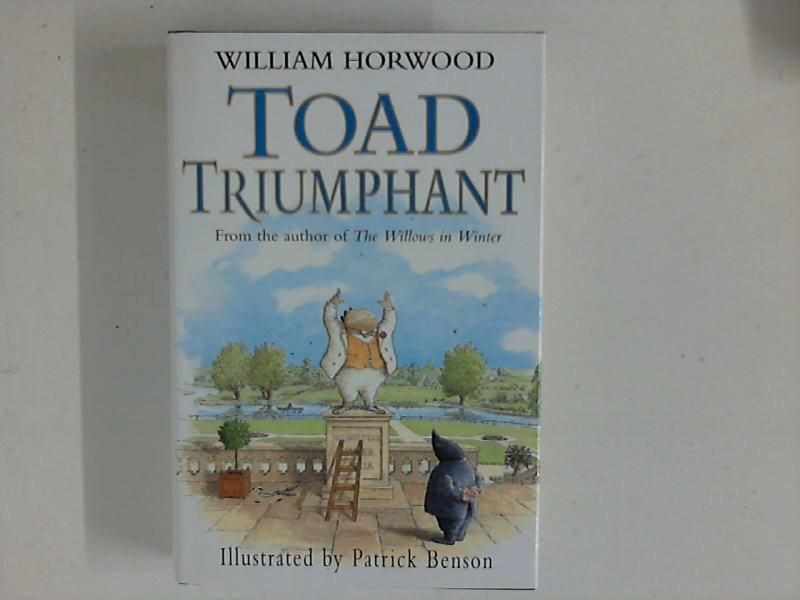 Toad Triumphant Ill. By Patrick Benson.