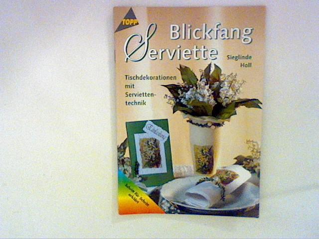Blickfang Serviette