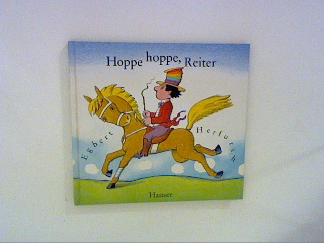 Hoppe hoppe, Reiter