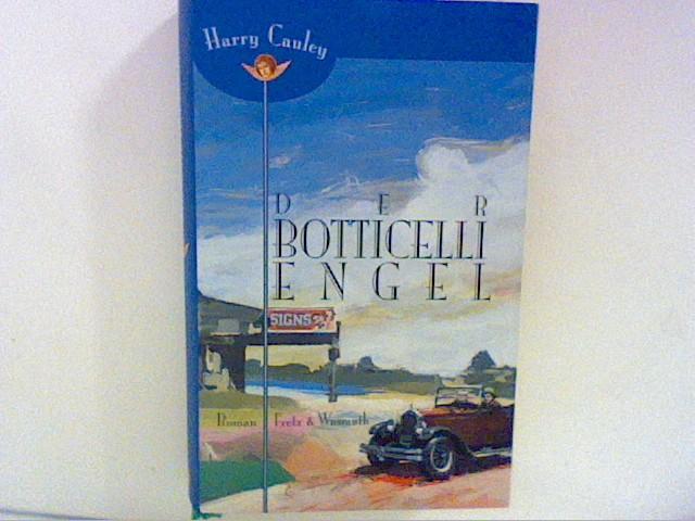 Cauley, Harry: Der Botticelli-Engel