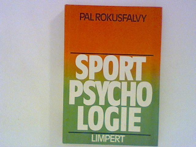 Sportpsychologie 1.
