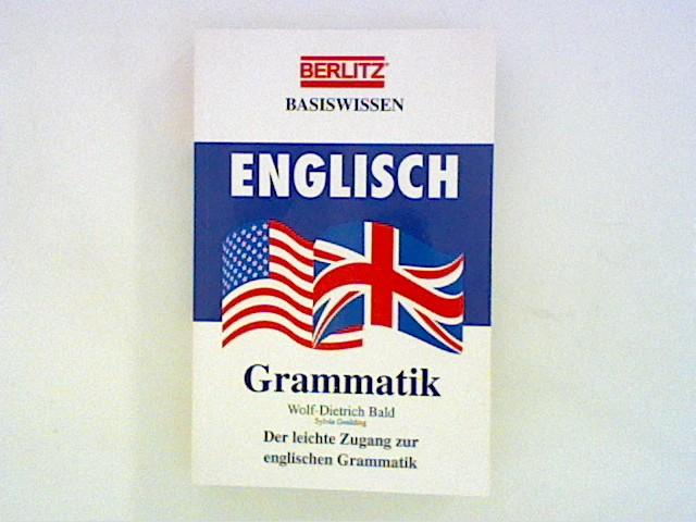 Berlitz Basiswissen Englisch Grammatik. Der leichte Zugang zur englischen Grammatik