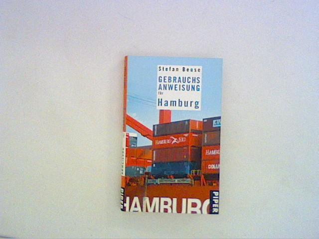 Gebrauchsanweisung für Hamburg Auflage: 4