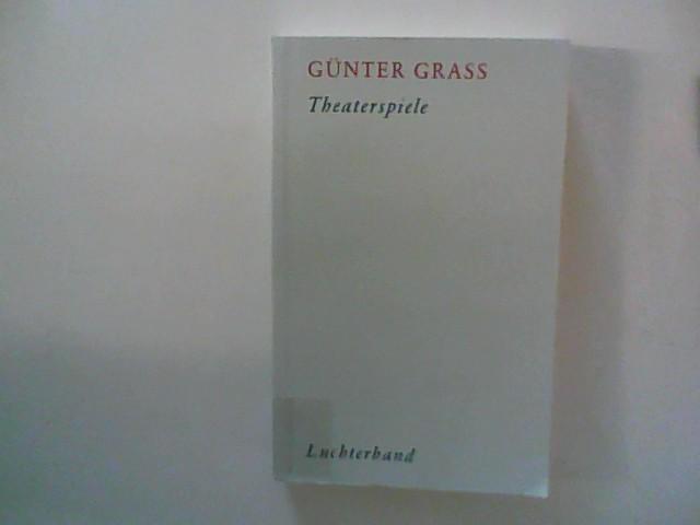 Theaterspiele : Werkausgabe in zehn Bänden ; Band VIII. Hrsg. von Volker Neuhaus. Band VIII hrsg. von Angelika Hille-Sandvoss. Band VIII.