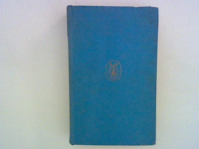 Schillers Werke in zwei Bänden, Erster Band Bd. 1