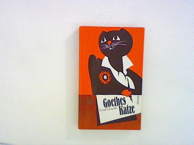 Goethes Katze oder Dichtung und Wahrheit