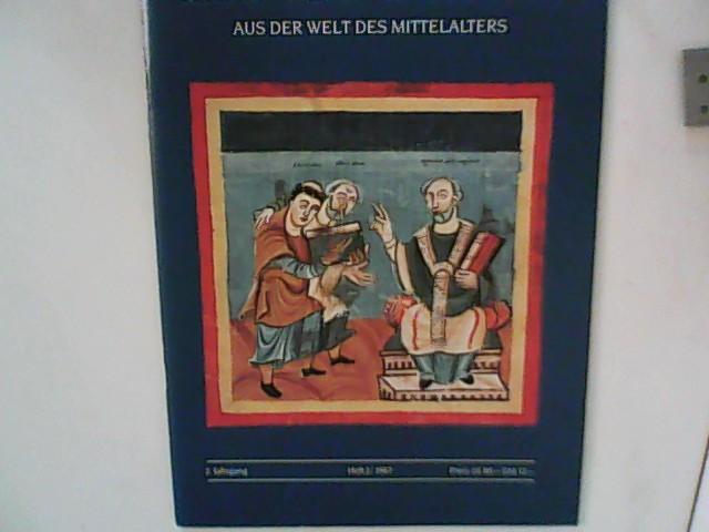 Imagination;  Aus der Welt des Mittelalters, zweiter Jahrgang 1987, Heft 2