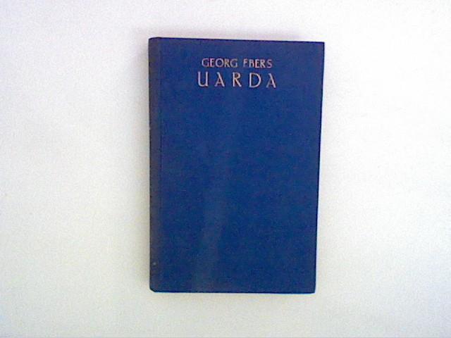 Uarda. Roman aus dem alten Ägypten.