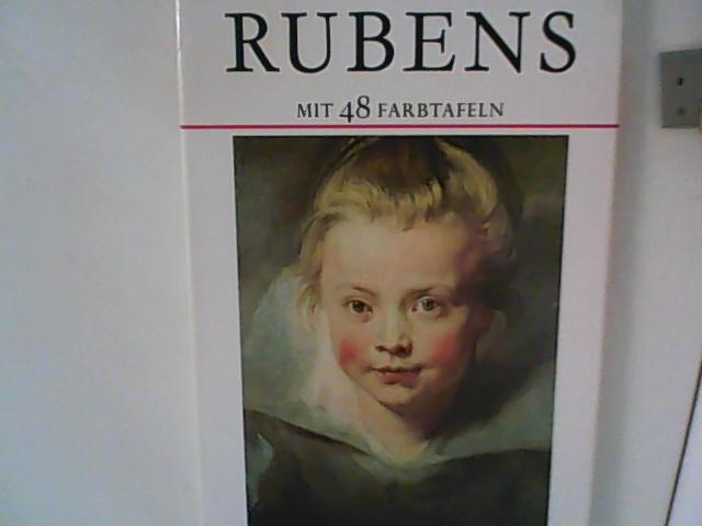 Rubens : Mit 50 Farbtaf. Eingel. von Jennifer Fletcher