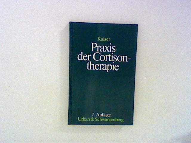 Praxis der Cortisontherapie