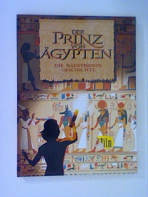 Der Prinz von Ägypten, Illustrierte Geschichte