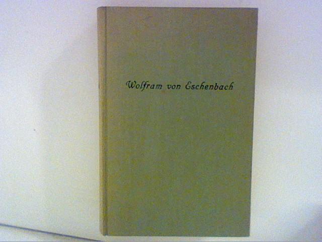 Lachmann, Karl: Wolfram von Eschenbach