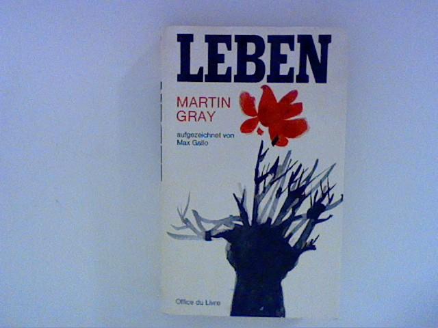Martin GrayLeben