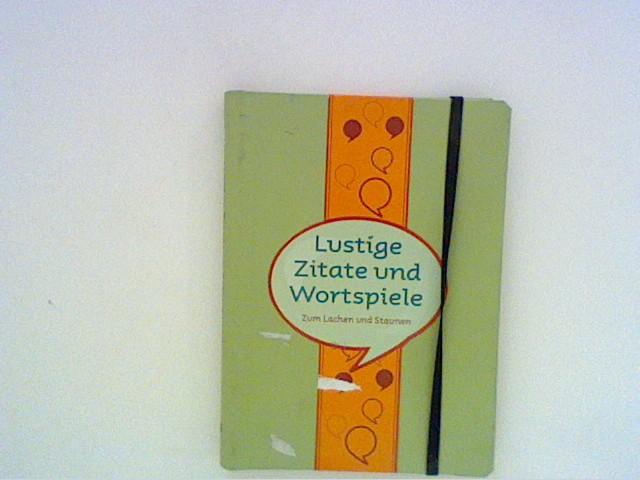 Lustige Zitate und Wortspiele - Burau, Ralf
