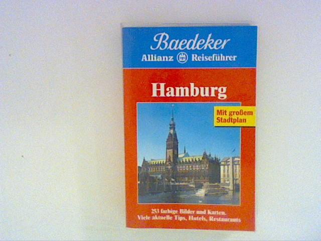 Baedeker freie und Hansestadt Hamburg.