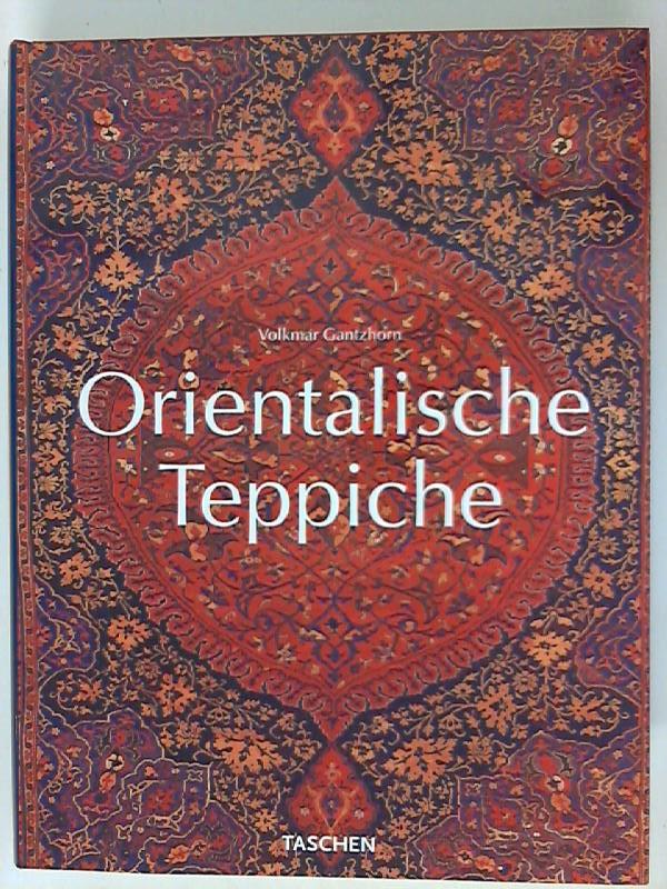 Orientalische Teppiche: Eine Darstellung der ikonographischen und ikonologischen Entwicklung von den Anfängen bis zum 18. Jahrhundert