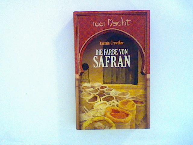 Die Farbe von Safran