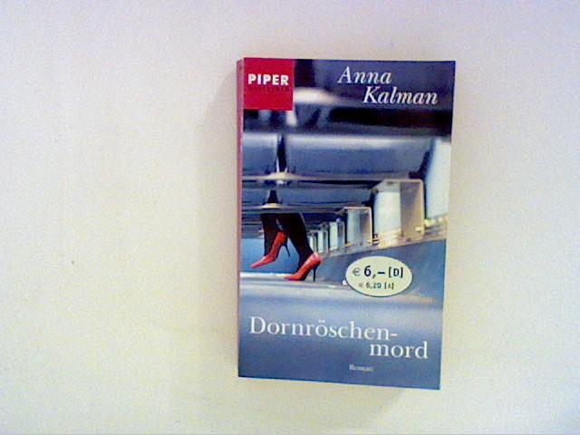Dornröschenmord: Roman