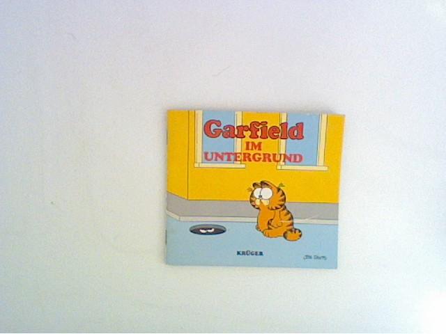 Davis, Jim: Garfield im Untergrund.
