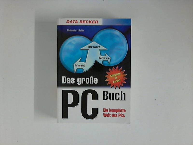 Das große PC-Buch 1. Aufl.