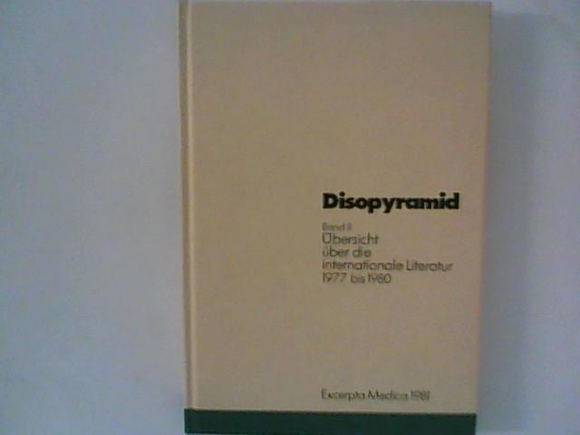 Dysopyramid; Band II; Übersicht über die internationale Literatur 1977 bis 1980.