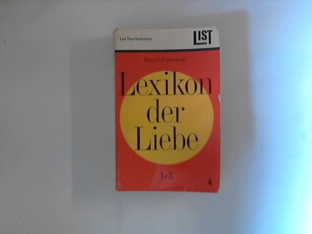 Lexikon der Liebe L - Z