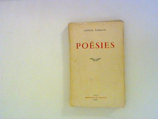 Rimbaud, Arthur: Poesies
