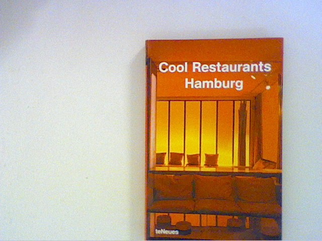Cool Restaurants - Hamburg