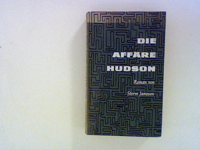 Jameson, Storm: Die Affäre Hudson