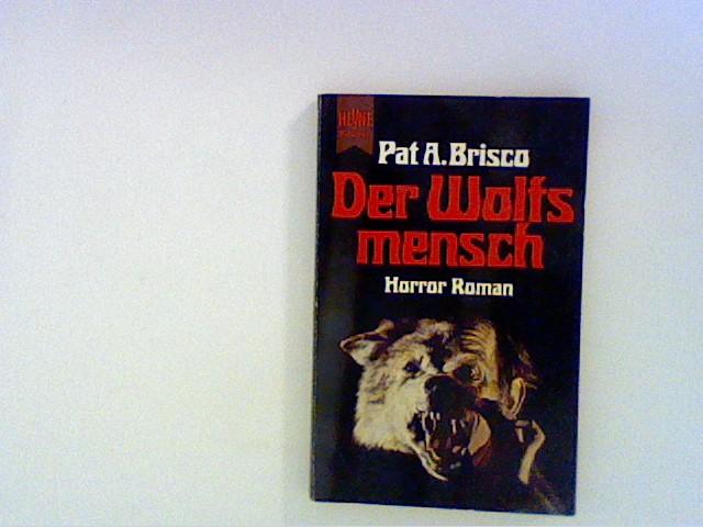 Brisco, Pat: Der Wolfsmensch