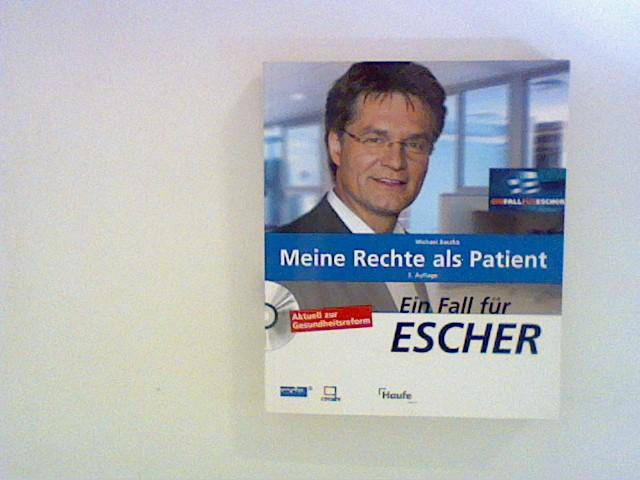 Ein Fall für Escher - Meine Rechte als Patient - mit CD-ROM