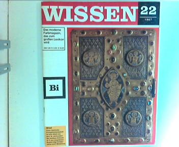 Wissen 22 - Das moderne Farbmagazin, das zum großen Lexikon wird : Bibel ;