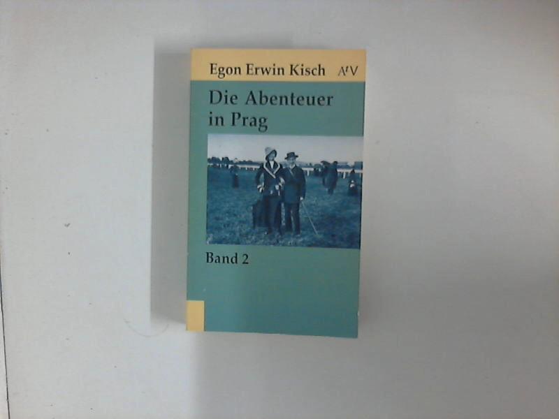 Die Abenteuer in Prag; Band. 2. Aufbau-Taschenbücher ; 164 1. Aufl.; 2. Band