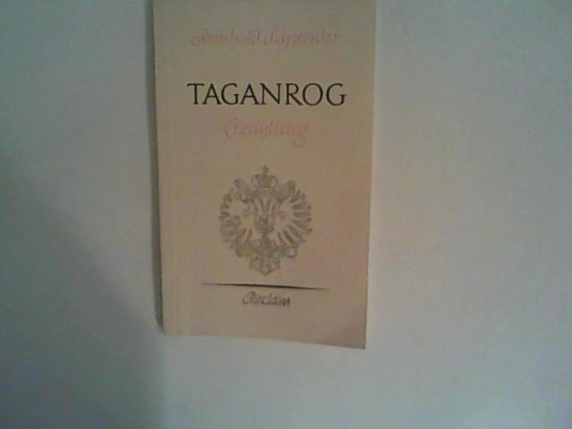 Taganrog. Erzählung