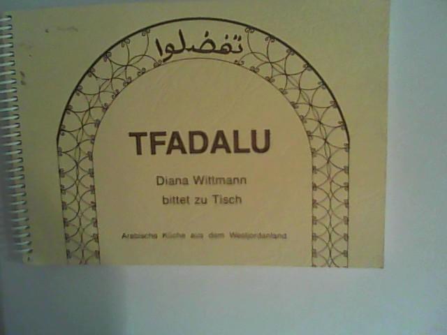 TFADALU Diana Wittmann bittet zu Tisch