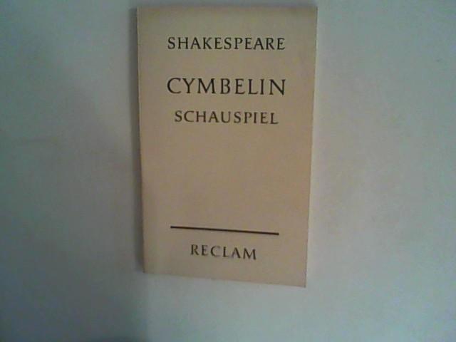 Cymbelin. Schauspiel