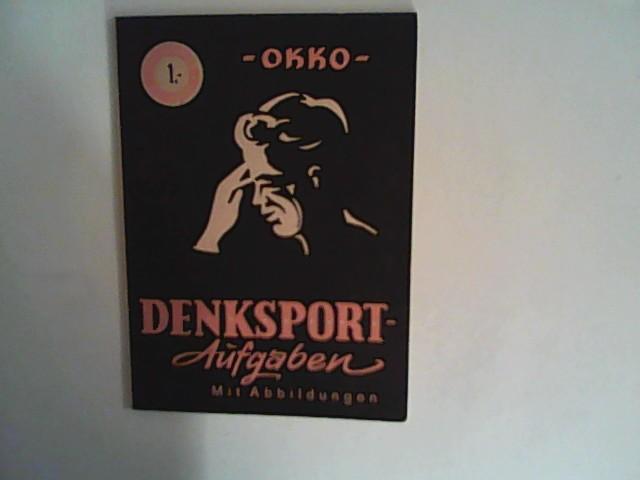 Okko: Denksport-Aufgaben