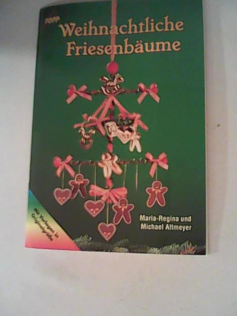 Weihnachtliche Friesenbäume