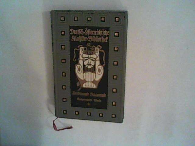Ausgewählte Werke. Bd. II Bd. II