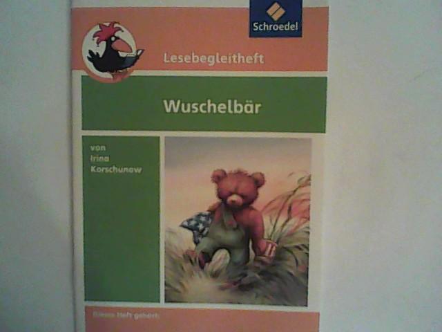 Lesebegleitheft :  Wuschelbär