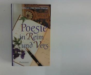 Poesie in Reim und Vers.