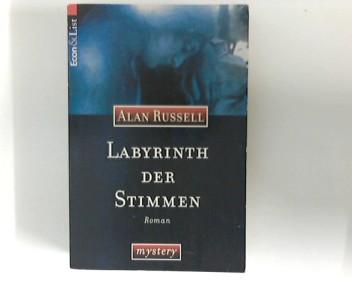 Labyrinth der Stimmen - Roman